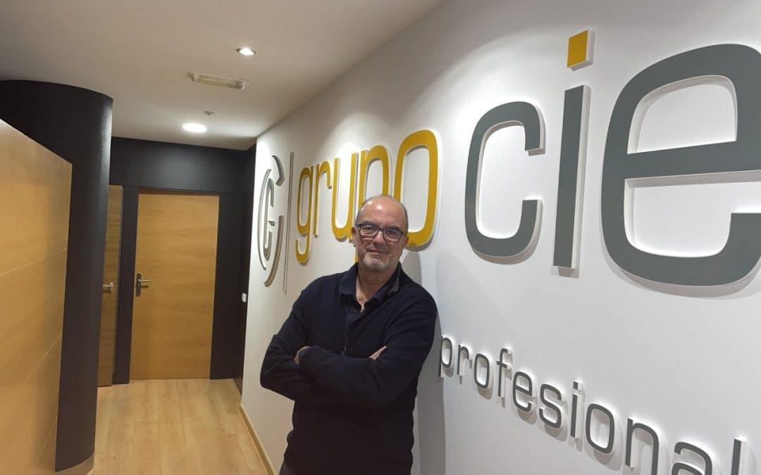 Hablamos con Manuel Esplá, Director General en Grupo CIE